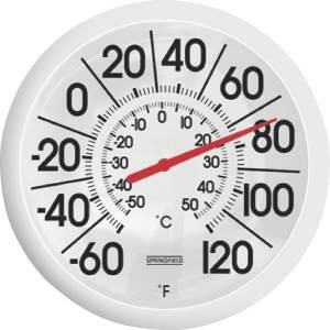 Outdoor Thermometers & Gauges